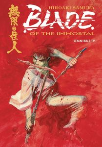 [Blade Of The Immortal: Omnibus: Volume 4 (Product Image)]