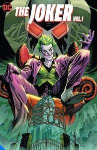 [The Joker: Volume 1 (Hardcover) (Product Image)]
