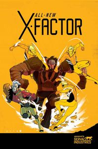 [All New X-Factor #14 (Product Image)]