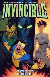 [Invincible: Volume 20: Friends (Product Image)]