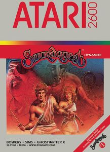 [Swordquest #1 (Cover D Classic Game Art) (Product Image)]