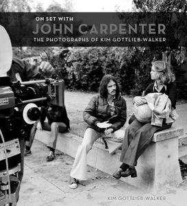 [On Set With John Carpenter (Hardcover) (Product Image)]