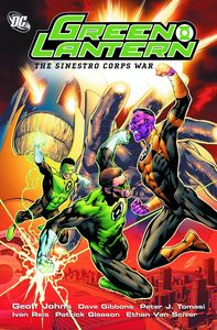 [Green Lantern: The Sinestro Corps War (Product Image)]