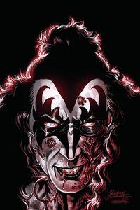 [Kiss: Zomibes #2 (Buchemi Virgin Variant) (Product Image)]