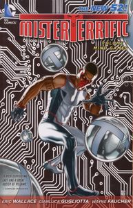 [Mister Terrific: Volume 1: Mind Games (Product Image)]