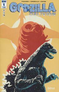 [Godzilla: Oblivion #1 (Product Image)]