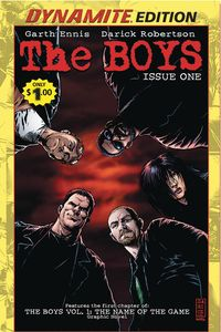 [The Boys #1 (Dynamite Dollar Edition) (Product Image)]