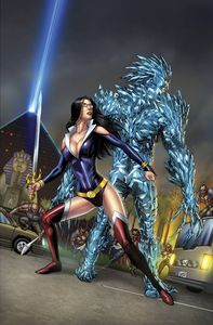 [Grimm Fairy Tales: Realm War #7 (A Cover Miller Nivangune) (Product Image)]