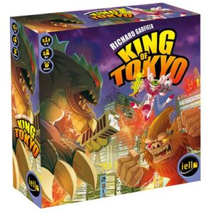 [King Of Tokyo (Product Image)]