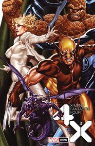 [X-Men: Fantastic Four #3 (Brooks Variant) (Product Image)]