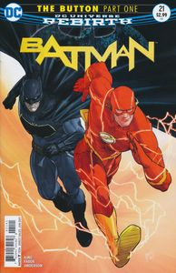 [Batman #21 (The Button - International Variant Edition) (Product Image)]