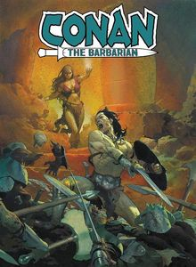 [Conan The Barbarian: Volume 1: Life & Death Of Conan (Product Image)]