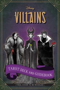 [Disney Villains: Tarot Deck & Guidebook (Product Image)]