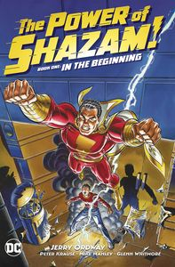 [Power Of Shazam: Volume :1 In The Beginning (Hardcover) (Product Image)]