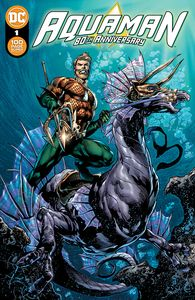 [Aquaman: 80th Anniversary 100-Page Super Spectacular #1 (Product Image)]