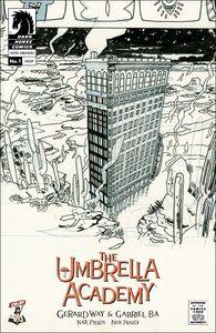 [Umbrella Academy: Hotel Oblivion #1 (CBLDF Exlusive Variant) (Product Image)]