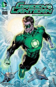 [Green Lantern: 80th Anniversary 100 Page Super Spectacular #1 (2010s Variant Edition) (Product Image)]