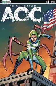 [The Superior AOC #1 (Cover C Cucca) (Product Image)]