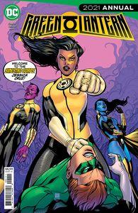 [Green Lantern: 2021 Annual #1 (Product Image)]