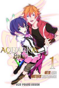 [Aquarion Evol: Volume 1 (Product Image)]