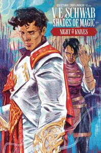 [Shades Of Magic #8 (Cover B Hervas) (Product Image)]