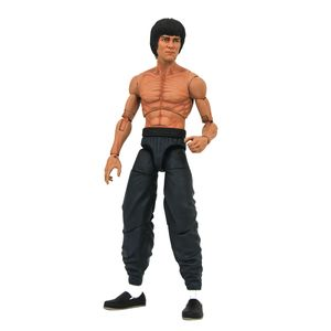 [Bruce Lee: Select Action Figure: Shirtless (Product Image)]