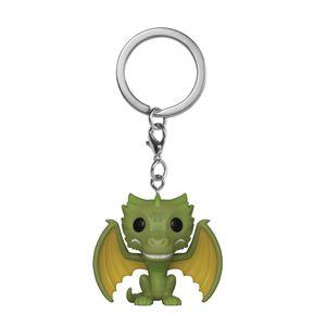[Game Of Thrones: Pocket Pop! Vinyl Keychain: Rhaegal (Product Image)]