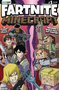[Fartnite Vs. Minecrapt #1 (Cover A Mokhtar) (Product Image)]