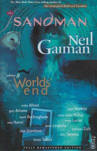 [Sandman: Volume 8: Worlds End (New Edition) (Product Image)]