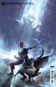 [Batman/Fortnite : Foundation #1 (One Shot Alex Garner Cardstock Variant) (Product Image)]