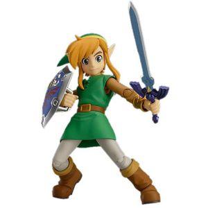 [The Legend Of Zelda: A Link Between Worlds: Figma Action Figures: Link (Product Image)]