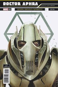 [Star Wars: Doctor Aphra #21 (Reis Galactic Icon Variant) (Product Image)]