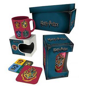 [Harry Potter: Gift Set: Crests (Product Image)]