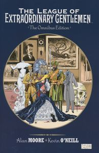 [The League Of Extraordinary Gentlemen: Omnibus (Product Image)]