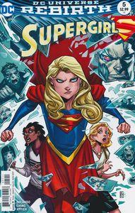 [Supergirl #5 (Product Image)]
