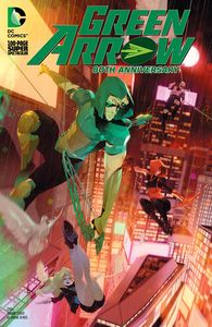 [Green Arrow: 80th Anniversary: 100-Page Super Spectacular #1 (2010's Simone Di Meo Variant) (Product Image)]