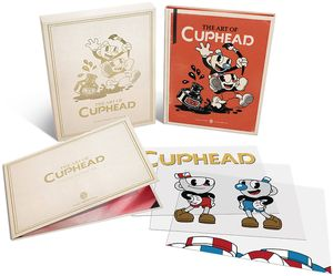[Art Of Cuphead (Limited Edition Hardcover) (Product Image)]