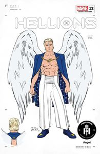 [Hellions #12 (Dauterman Angel Design Variant Gala) (Product Image)]
