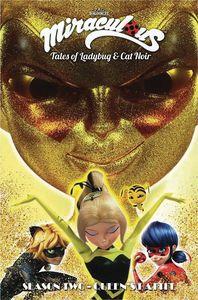 [Miraculous: Tales Of Ladybug & Cat Noir: Season 2: Volume 12: Queen's Battle (Product Image)]