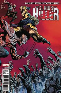 [Hunt For Wolverine: Claws Of Killer #4 (Shaw Variant) (Product Image)]