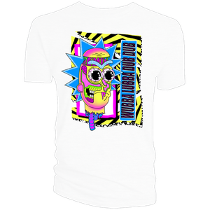 [Rick & Morty: Multiverse Collection: T-Shirt: Wubba Blast (Product Image)]