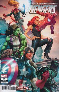 [Avengers #25 (Anacleto Mary Jane Variant) (Product Image)]