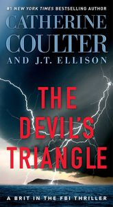 [A Brit In The FBI: Book 4: The Devil's Triangle (Product Image)]
