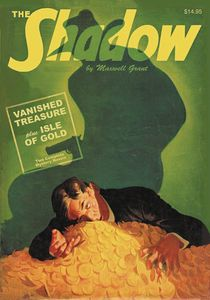 [Shadow: Volume 131: Vanished Treasure & Isle Of Gold (Product Image)]