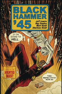 [Black Hammer 45: From World Of Black Hammer #2 (Cover A Kindt) (Product Image)]