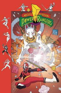 [Mighty Morphin Power Rangers #36 (Preorder Murphy Variant Sg (C: (Product Image)]