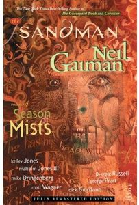 [Sandman: Volume 4: Season Of Mists (New Edition - Titan Edition) (Product Image)]