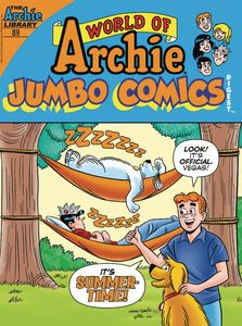 [World Of Archie: Jumbo Comics Digest #89 (Product Image)]