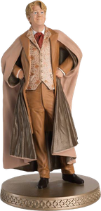 [Wizarding World Figurine Collection #57: Gilderoy Lockhart (Product Image)]