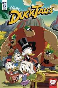 [Ducktales #6 (Cover B Ghiglione) (Product Image)]